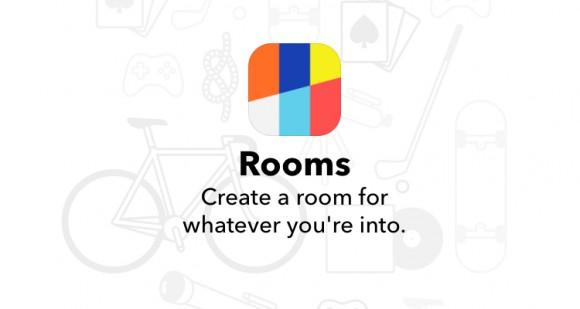 Rooms, l'app di Facebook che ricorda le vecchie community