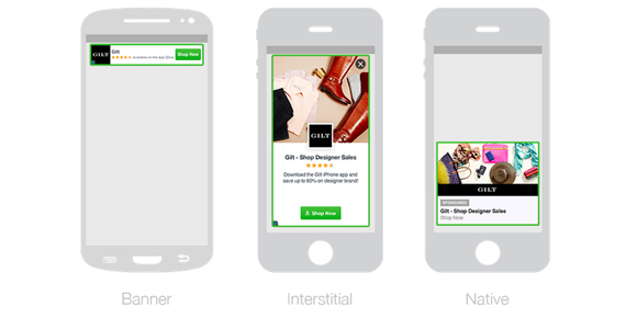 Facebook presenta la sua piattaforma di mobile advertising