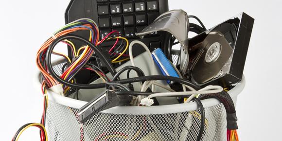 Rifiuti elettronici, in crescita la raccolta (3)