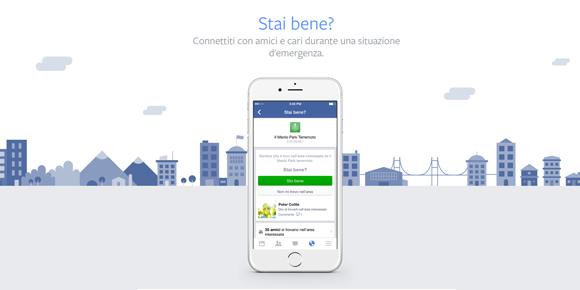 Su Facebook Zuckerberg lancia il Safety Check (3)