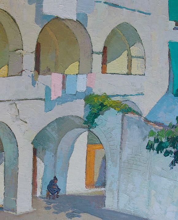 Antonio Sicurezza- Anfiteatro di Formia, 1974