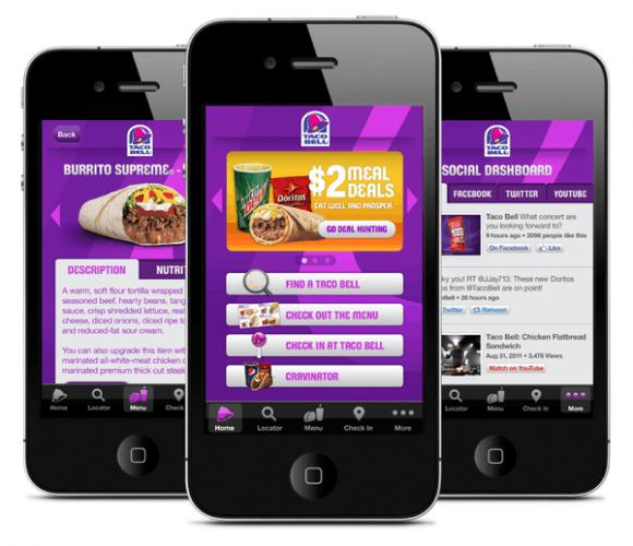 Taco Bell e la campagna social in nero