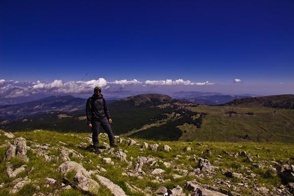 Cima del Monte Pollino - Foto di Marcello Lombardi