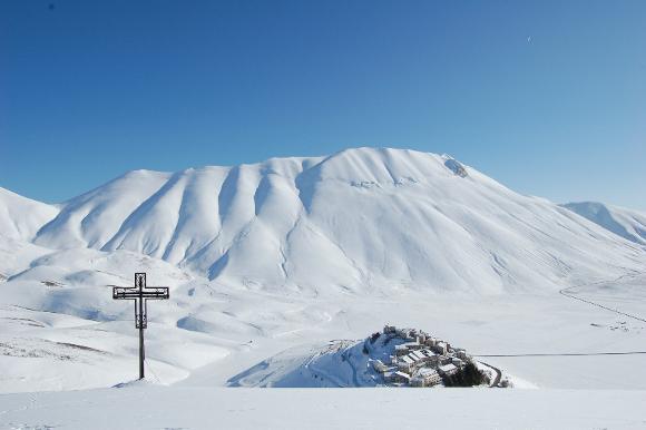 Luoghi da visitare: Castelluccio di Norcia e i Monti Sibillini