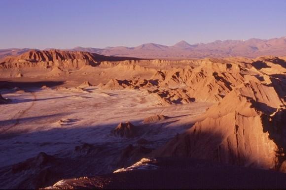 Luoghi da visitare: Valle della Luna (Deserto de Atacama)