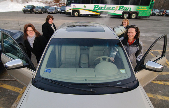 Car pooling, la nuova forma di social network reale (4)