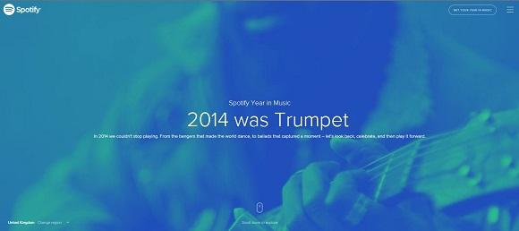 Un anno in musica con Spotify1