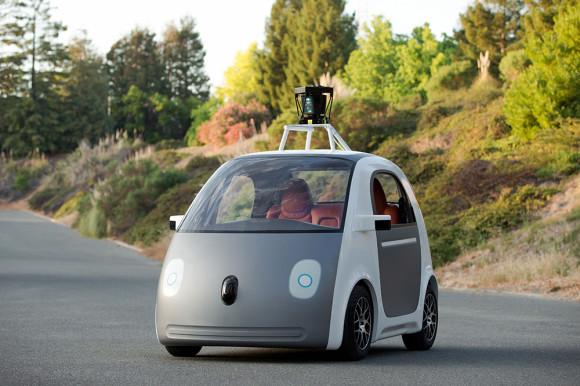 La Google car arriverà nel 2020