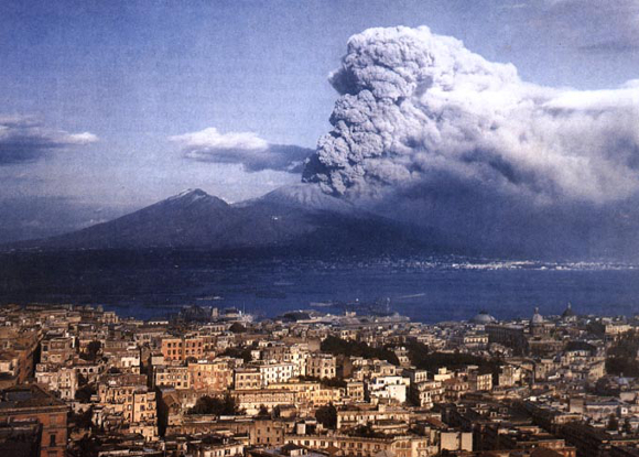 Rischio Vulcanico in Italia: è il Vesuvio il più pericolso