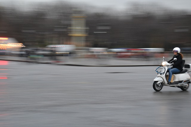Scootersharing a Milano, un nuovo modello di mobilità
