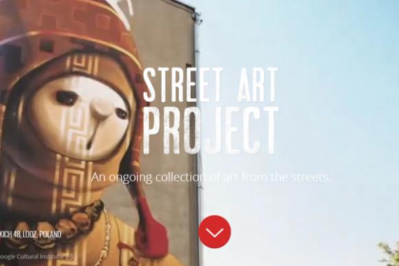 Art Project e Street Art Project, per scoprire l'arte con Google