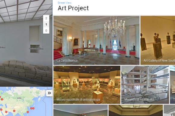 art project di google