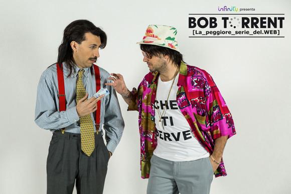 Bob Torrent web serie di Maccio Capatonda