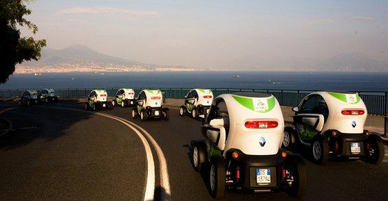 Greenmobility, progetti e notizie