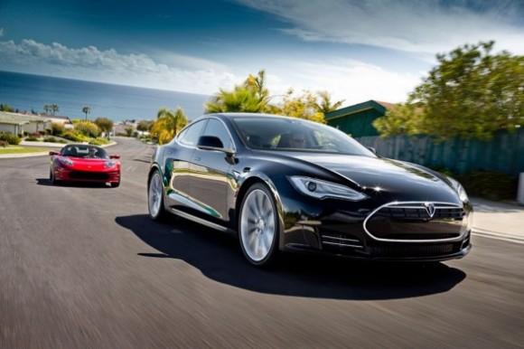 Greenmobility, progetti elettrici di Tesla
