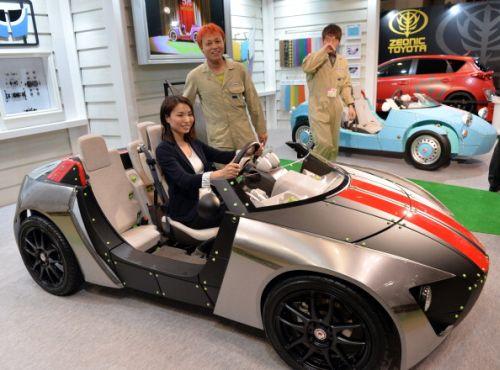 Greenmobility, lì'elettrico di Toyota