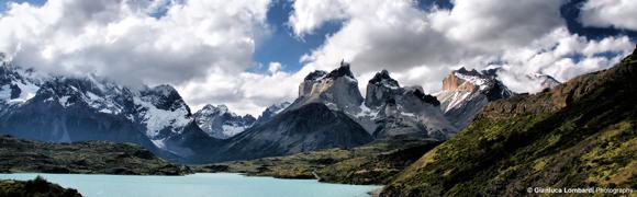 Parque Nacional Torres del Paine (Region de Magallanes y de la Antartica Chilena, Patagonia, Cile)