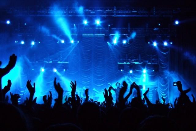 concerto rock indie