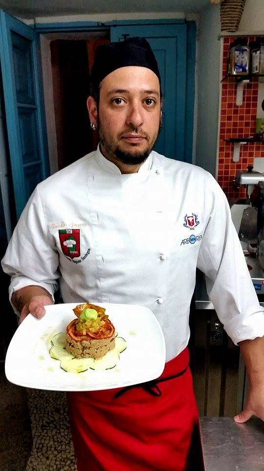 Fare una frisella - Chef Guido Grasso