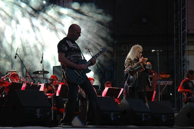 I più grandi chitarristi rock della storia - chitarristi famosi