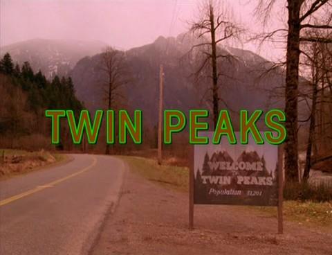Un fotogramma della sigla di Twin Peaks - Fonte: it.wikipedia.org
