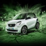 Smart fortwo Black Passion, la creatività fatta automobile