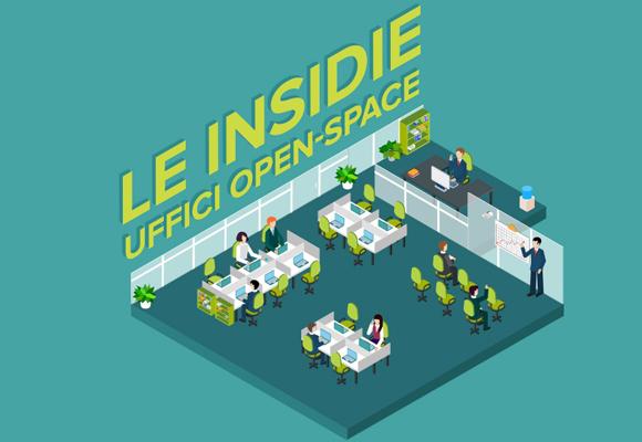 3 insidie nella scelta di un ufficio open space [INFOGRAFICA]