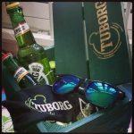 Basta poco per fare festa: un'estate con Tuborg