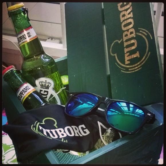 Basta poco per fare festa Tuborg e la campagna digital estiva (2)