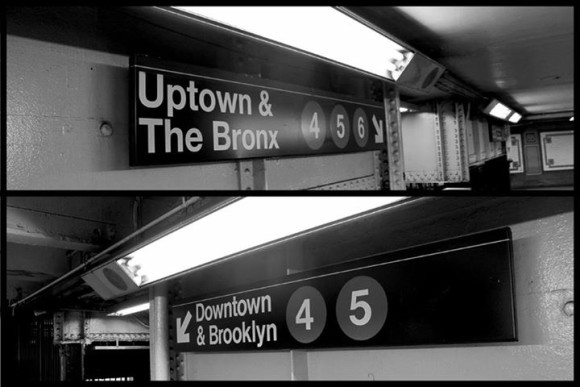 New York City Subway - photo credit: Federica Petruzzi