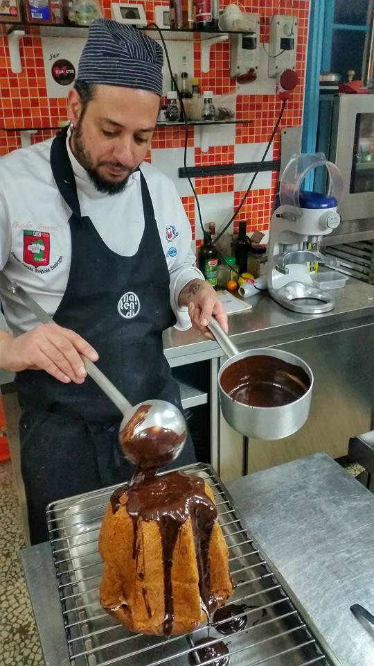 Il Pandoro di Natale dello Chef Guido Grasso