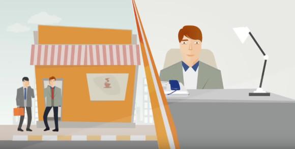 Lavorare fuori dall'ufficio arriva lo Smart Office di Wind Business (3)
