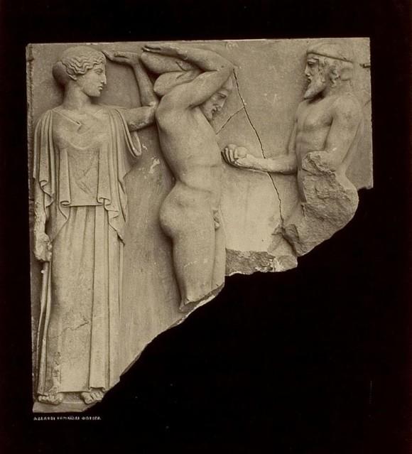 Curtius_Olympia Templi greci: