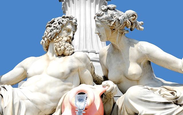 templi greci e storie antiche