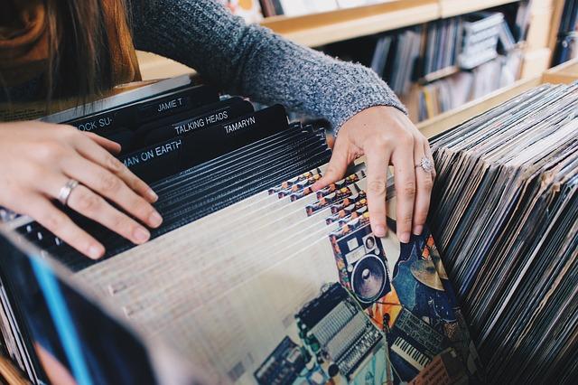dischi in vinile prezzo