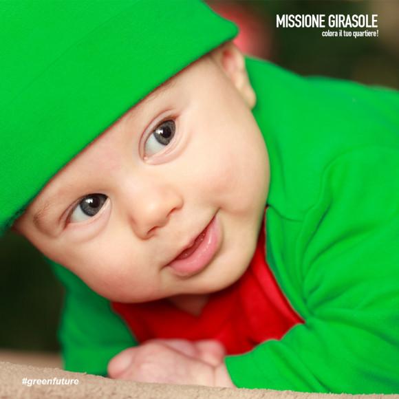 #greenfuture - Missione Girasole