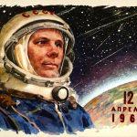 Jurij Gagarin, quella prima volta dell'uomo nello spazio