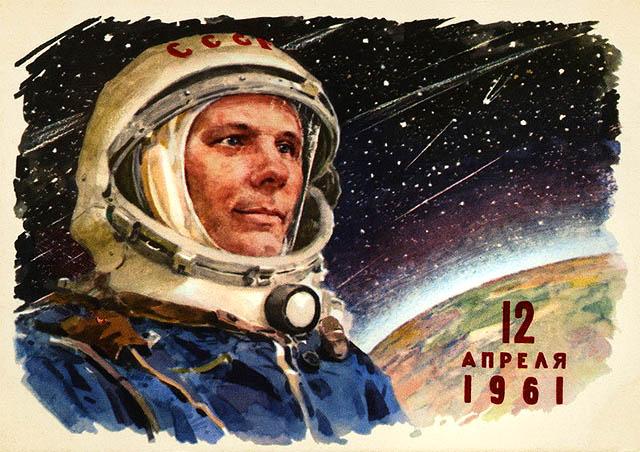 Gagarin 12 aprile 1961