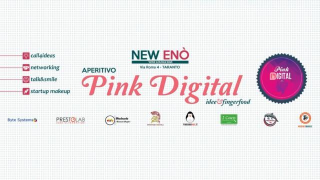 Aperitivo Pink Digital - TARANTO