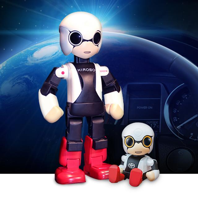 toyota e robotica
