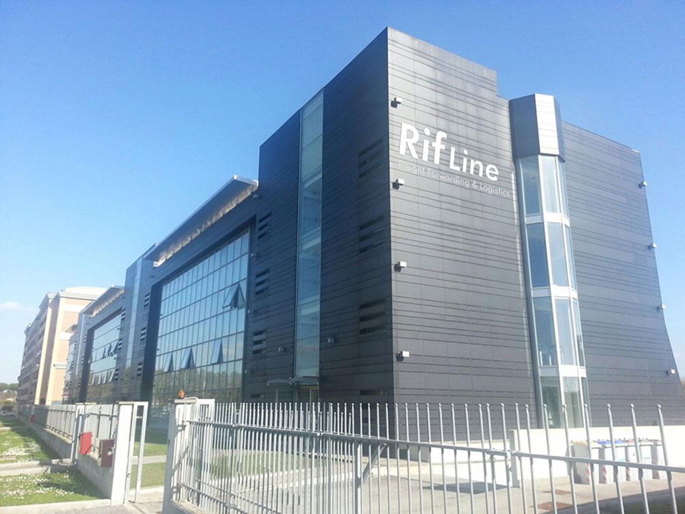rifline logistica internazionale