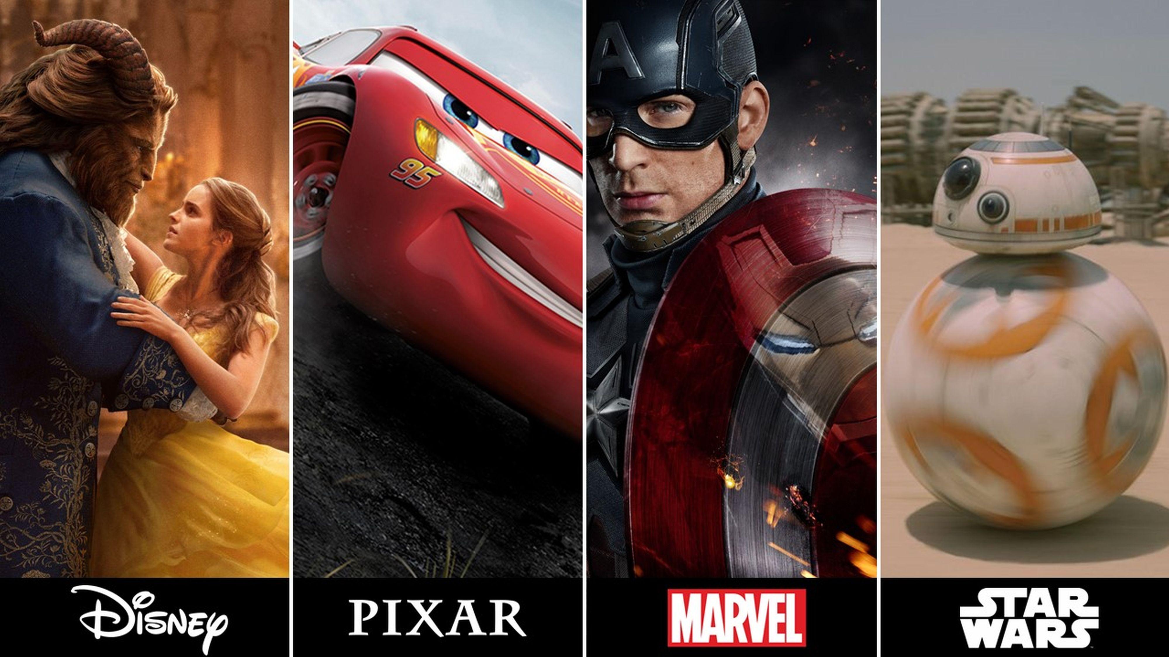BrandLoyalty in partnership con Disney, Star Wars, Pixar e Marvel