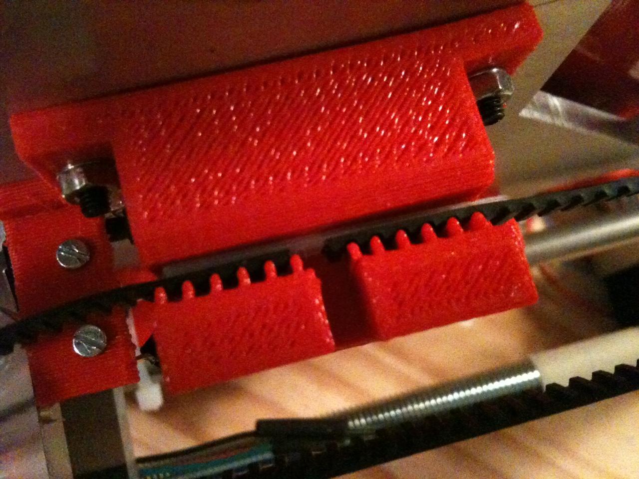 cinghia stampanti 3d