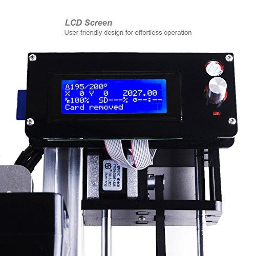 schermo stampante 3d