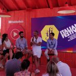 🏖️  La presentazione dell'IF! Italians Festival alla Google Beach di Cannes