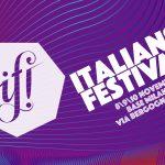 Human Intelligence è il tema della quinta edizione di IF! Italians Festival