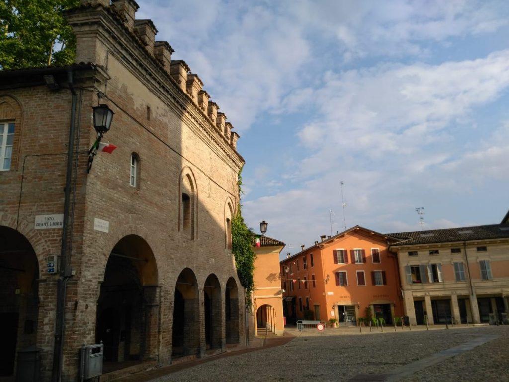 Castello di Fontanellato Parma curiosità