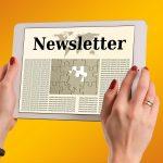 ✉️ Inviare gadget e lettere promozionali per mantenere il rapporto con la clientela