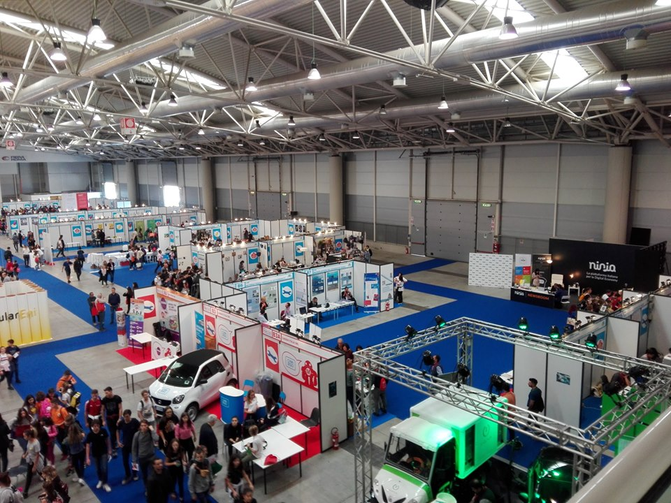 Maker Faire Rome fiera