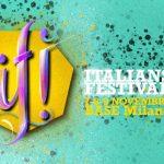 Sesta edizione di IF! Italians Festival, ospiti d'eccezione, sostenibilità e percorsi formativi